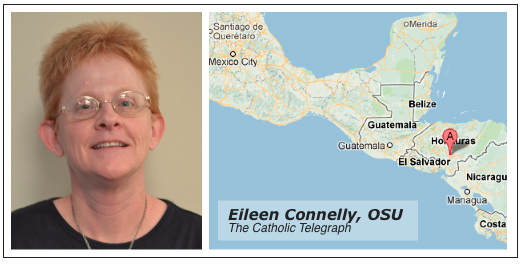 Eileen Connelly reporting from Honduras