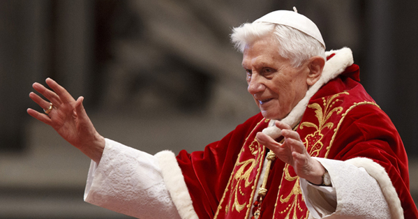 Pope Benedict XVI announced his resignation Monday, effective Feb. 28. (CNS)