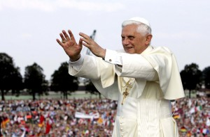 So God made a pope.