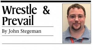 John Stegeman, Wrestle & Prevail