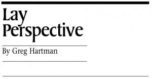 Greg  Hartman column