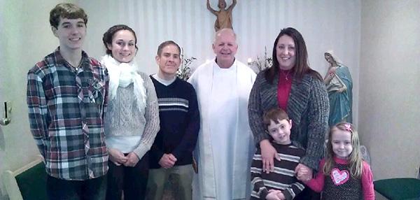 The Kleehamer Family (Courtesy Photo)