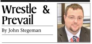 John Stegeman column