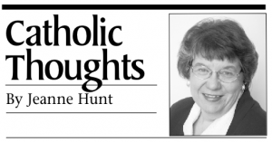 Jeanne Hunt column