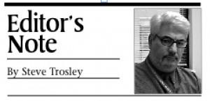 Steve Trosley column