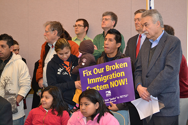 Cincinnati City council passes immigrant-friendly resolution