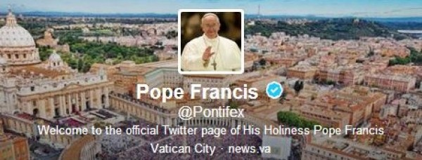 Pope Francis Tweets