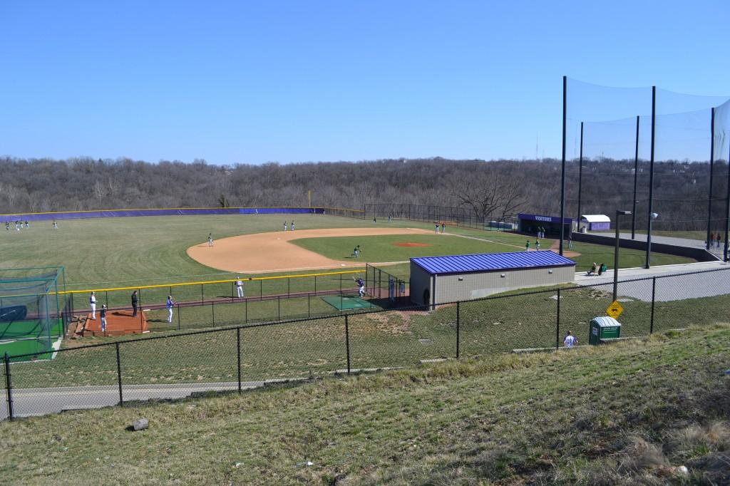 Elder's Panther Athletic Complex to get baseball stadium