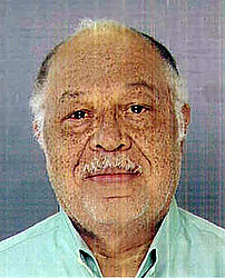 Dr. Kermit Barron Gosnell is pictured in an undated mug shot from the  Philadelphia Police Department. Gosnell is on trial in Philadelphia and has been charged with murder and other offenses related to illegal, late-term abortions.(CNS photo/handout Philadelphia Police Department) (April 17, 2013) See GOSNELL April 16, 2013. Editors: best quality available.