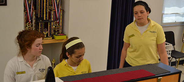 St. Ursula Academy Students pen song honoring Boston, other tragedies