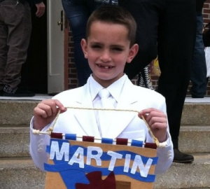 Martin Richard Boston