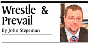 John Stegeman Wrestle & Prevail