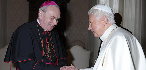 covington bishop cautions faithful about attending sspx