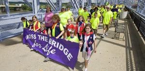 Cross the Bridge for LIfe