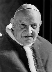 Undated portrait of Pope John XXIII