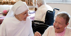 The Becket Fund filed a lawsuit on behalf of the Little Sisters of the Poor against the HHS Mandate, seeking to uphold their right to carry out their vows of obedience in their service to the poor. (Courtesy Photo/Becket Fund)