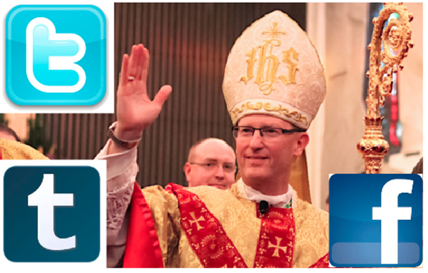 Bishop Conley of Lincoln, Nebraska