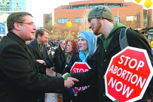 (CNS photo/Gerry Lewin, Catholic Sentinel)