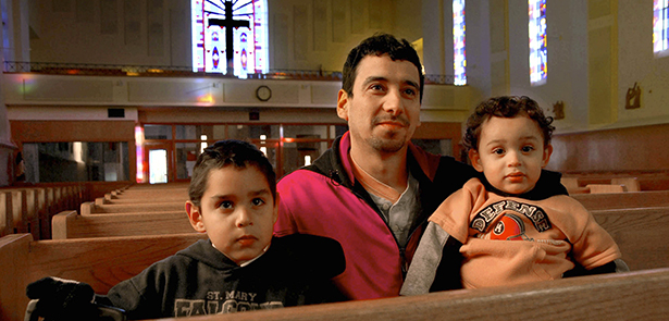 Image result for catholic fathers children