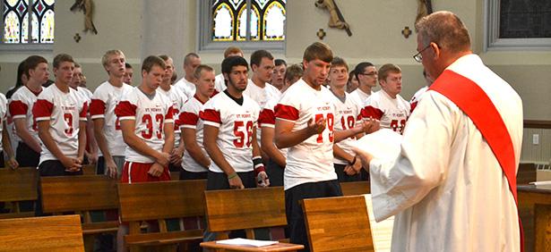 Catholic high school football