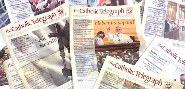 The Catholic Telegraph wants to learn more about you. Take our reader survey at the link below.