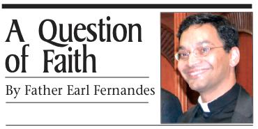 Father Earl Fernandes