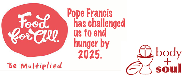 Food for All: Be Multiplied is an initiative of the Archdiocese of Cincinnati.