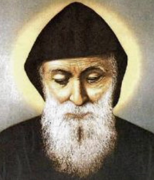 The relics of St. Sharbel (sometimes spelled Charbel) are visiting the Archdiocese of Cincinnati beginning Sunday, Oct. 25. (Promotional Photo)