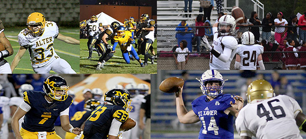 Week 9 of the OHSAA football season has many teams playing for more than pride. (CT Photos)