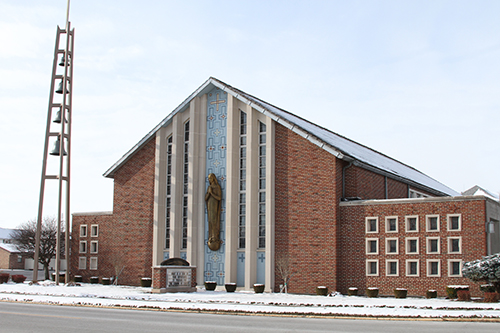 Immaculate Conception in Botkins is celebrating its 150th anniversary. (Courtesy Photo)