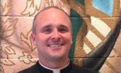 Father Jason Bedel. (Courtesy Photo)