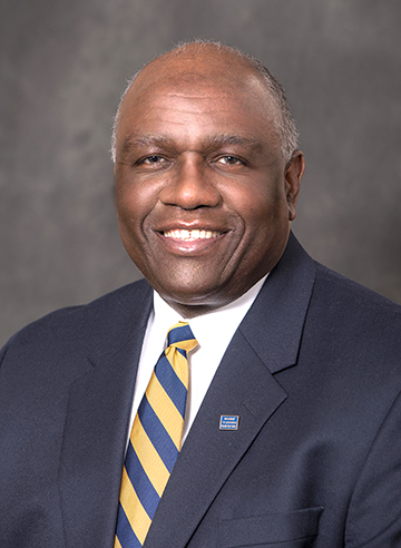 H. James Williams, Ph.D., J.D., MBA, LL.M., has been named the seventh president of the Mount. He will officially assume this role on March 15, 2016. (Courtesy Photo/Mount St. Joseph University)