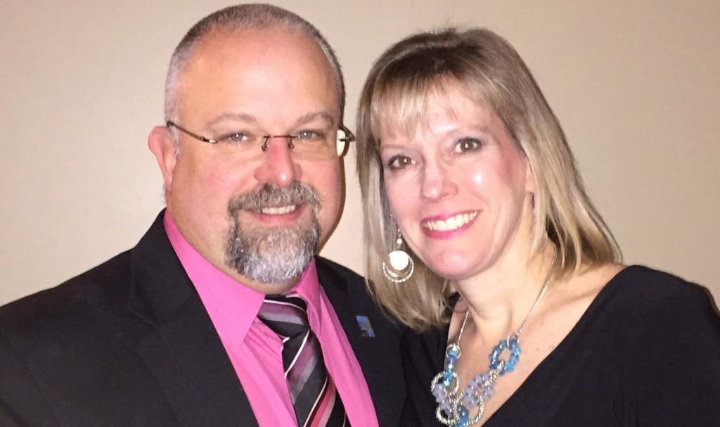 Dave and Jenny Beitz. (Courtesy Photo)