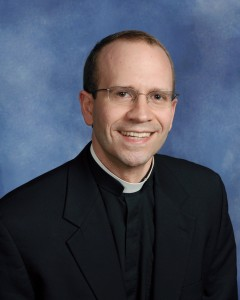 Father David Endres.
