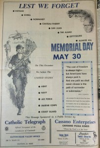 From the May 27, 1966 edition of The Catholic Telegraph. (CT File)