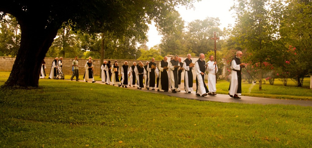 Monks at the Abbey of Gethsemani are members of the Order of the Cistercians of the Strict Observance, the OCSO, commonly known as Trappists. (Courtesy Photo)