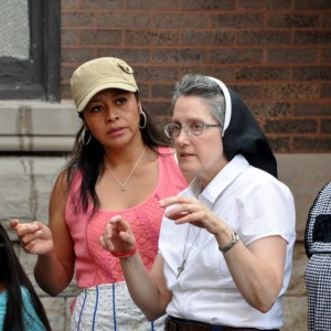 Sister Maria Francine Stacy, assistant director of Hispanic Ministry for the Archdiocese of Cincinnati. (CT/Photo)