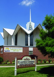 St. Aloysius Gonzaga 150th anniversary celebration closing Mass in Cincinnati Sunday, June 19, 2016. (CT Photo/E.L. Hubbard)