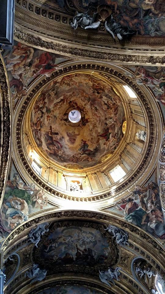 Church of Jesu Rpme, Italy (Courtesy Photo)