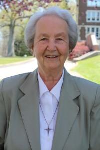 Sister Claire Osburg (Courtesy Photo)
