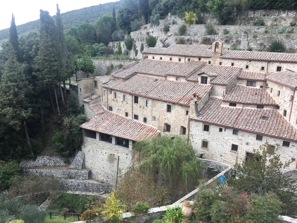 View of Cortona Italy (Courtesy Photo)