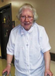 Sister Margaret Mary Austing (Courtesy Photo)