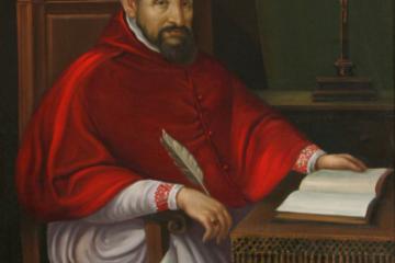 Saint Robert Bellarmine (Courtesy Photo)