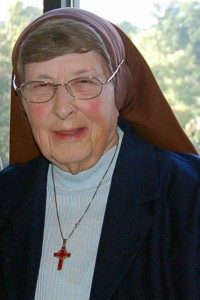 Sister M. Pascaline Colling (Courtesy Photo)