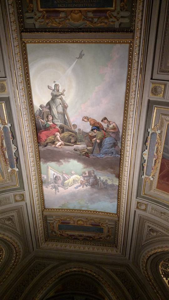 Vatican Museum (courtesy Photo)