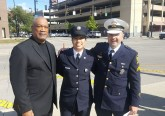 Deacon Royce Winters Chaplain in the Cincinnati Fire Department. (Courtesy Photo)
