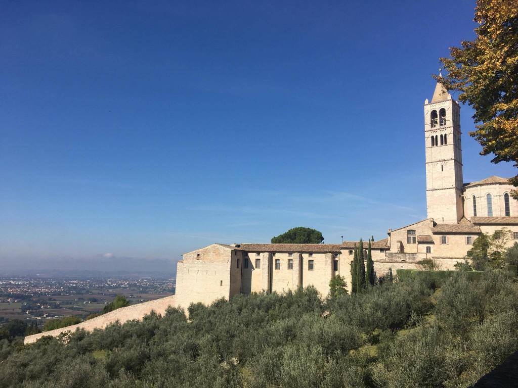 The Papal Basilica of Saint Francis of Assisi (Courtesy Photo)