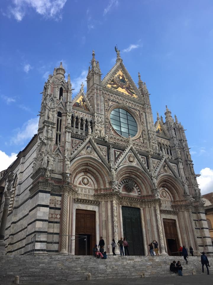 Piazza Del Duomo Siena Italy (Courtesy Photo)