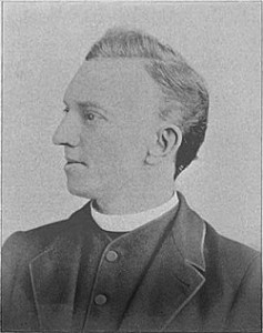 Father Francis Lasance (Archived Photo)