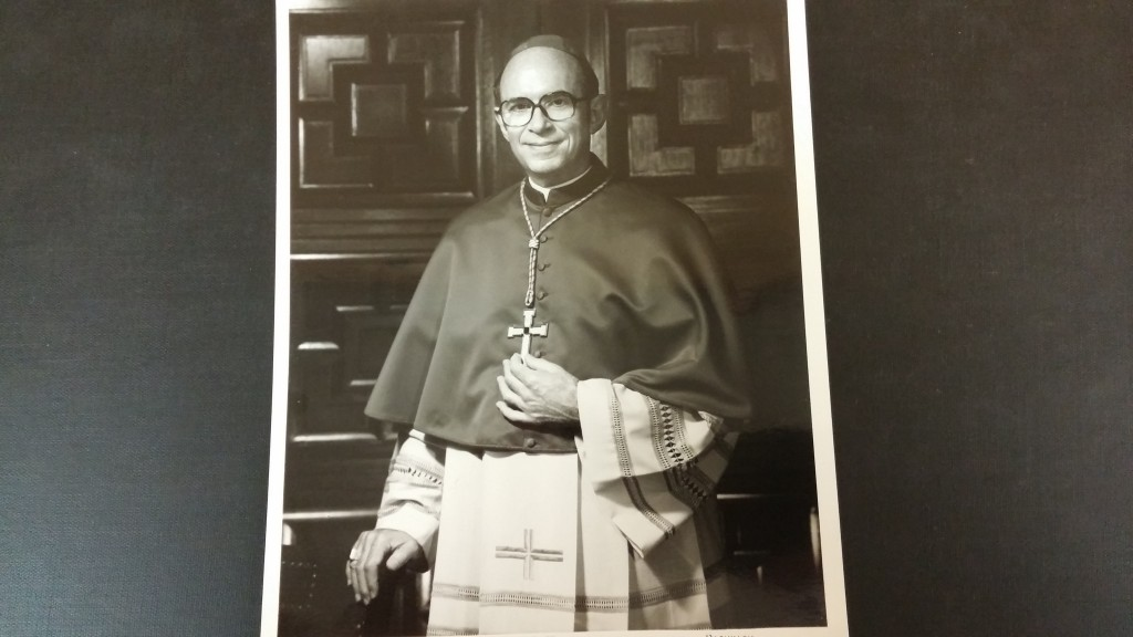 Archdiocese of Cincinnati Archbishop Joseph L. Bernardin (CT/Archived Photo)